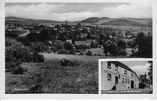 Wie Sie auf dem Foto sehen, hieß der Gasthof Anfang 1900 auch schon so.