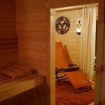 Bockshahn Sauna Ruheraum